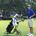 Martin Competes in North/South All-Star Golf Tournament