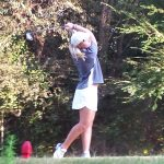 Pendleton High School Girls Varsity Golf finishes 2nd place