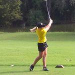 Pendleton High School Girls Varsity Golf finishes 4th place
