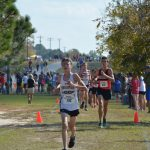 Ronan O'Neill Named to 2017 All-State Cross Country Team