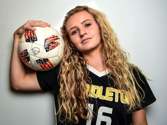 Girls Soccer Earns All-Area Honors