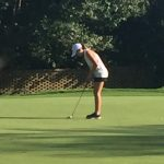 Girls Varsity Golf falls to Powdersville 208 – 209