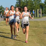 Girls Varsity Cross Country finishes second at Pre-Region XC Meet