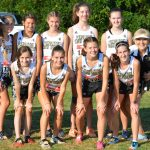 Girls Varsity Cross Country finishes 4th at GTC Classic XC Invitational