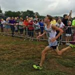 O'Neil Breaks School XC Record–Finishes 5th at Eye Opener Meet