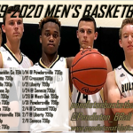 BOYS BASKETBALL SCHEDULE