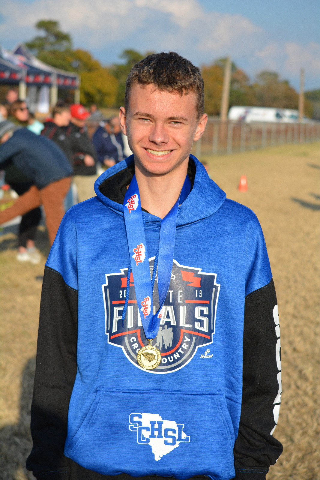 O'NEILL & FROCK LEAD BULLDOGS TO STRONG FINISH AT STATE MEET