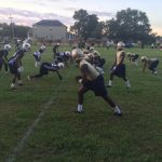 Defense Steps Up In Team Drills VS Lusher