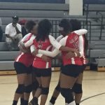 Lady Leopards VS Roneagles