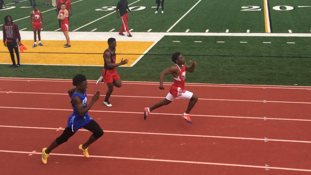 Track and field highlights of week two