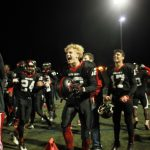 Knights win last football game of the season