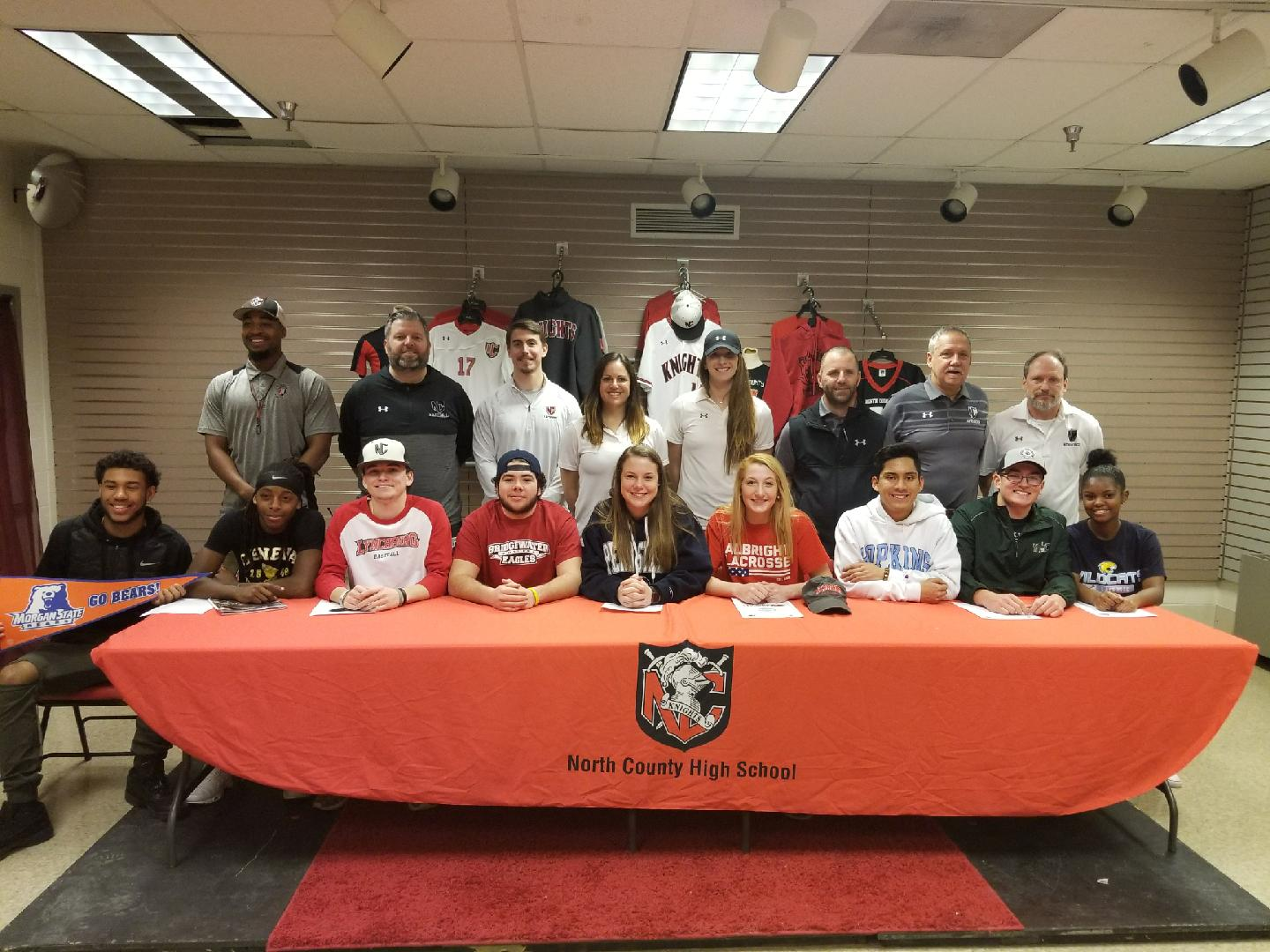 North County Signing Day