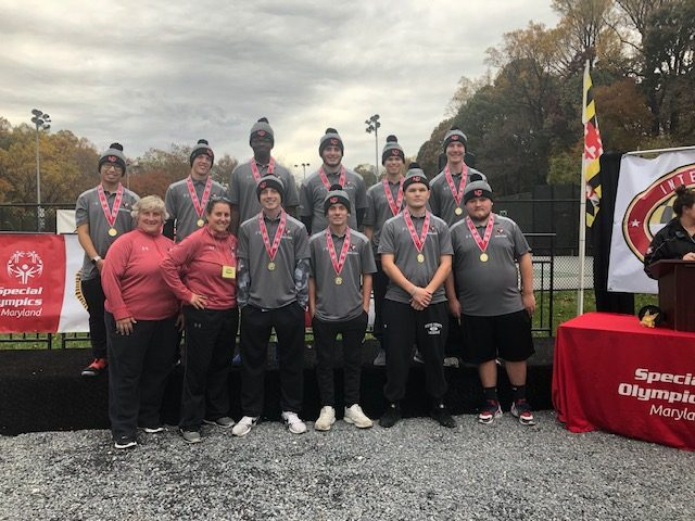 Unified Tennis is STATE CHAMPIONS