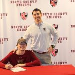 Austin Stanley Signs with Bridgewater College