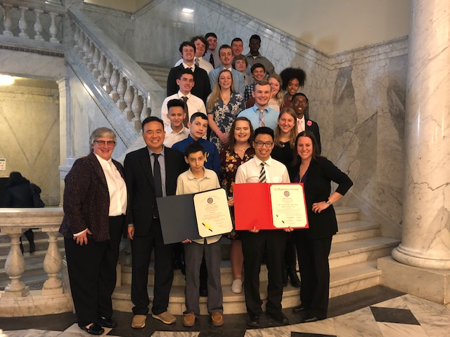 Unified Tennis Back to Back State Title Recognition