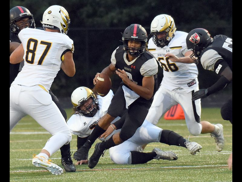 North County rolls past Northeast for second straight win
