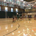 Volleyball begins