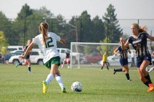 Varsity Girls Soccer vs. Herriman