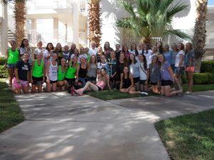 St George Girls Tennis Tournament