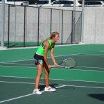 Olympus High School Girls Varsity Tennis beat Kearns High School 5-0