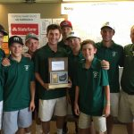 Olympus boys golf team wins region for first time in 27 years