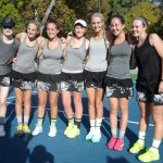 Olympus Titans are a force at the first day of the Girls State Tennis Tournament for 4-A