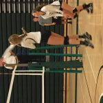 Olympus High School Girls Varsity Volleyball beat Judge Memorial Catholic High School 3-1