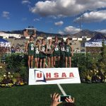 Boys Cross Country.  State Champions