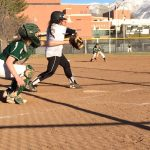 Olympus High School Varsity Softball beat Highland High School 11-3