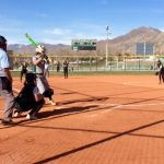 Olympus High School Varsity Softball beat Hillcrest High School 14-4