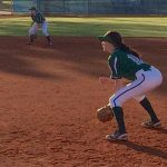 Olympus High School Varsity Softball beat Judge Memorial Catholic High School 18-1