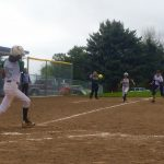 Olympus High School Varsity Softball beat Skyline High School 23-11