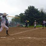Olympus High School Varsity Softball beat Skyline High School 23-11