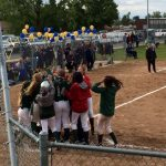 Olympus High School Varsity Softball falls to Bonneville 4-2