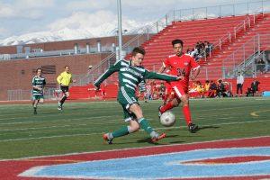 Varsity Soccer v. Granger (3/19/18)