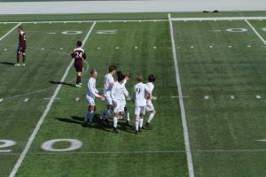 Boys Varsity Soccer v. Jordan (3/27/18)