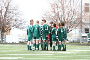 Boys Varsity Soccer v. Murray (April 13, 2018)