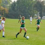 Girls JV Soccer pounds Murray 5-0