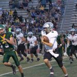 Titans Overpower Cougars to Improve to 4-0