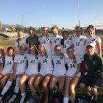 Girls JV Soccer beats East 6-1