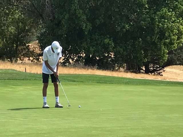 John Fox fires a sweet 67 to help Olympus win Rose Park tourney