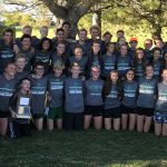 Olympus Cross Country scores very well at the Region 6 Championship, Girls finish 2nd and the Boys finish #1