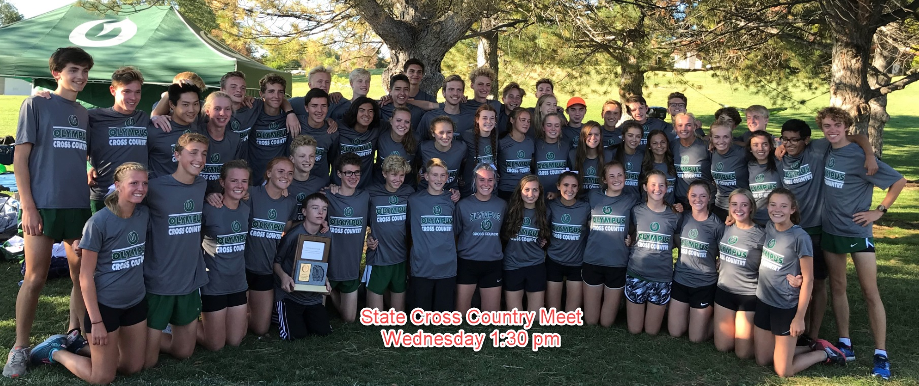 State Cross Country Meet, Wednesday at Sugar House Park