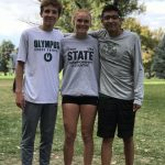 Varsity Cross Country finishes 5th and 7th place at the State Championship Meet