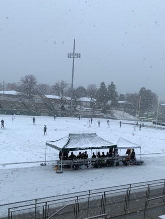Snowy Varsity Boys Soccer v. Brighton