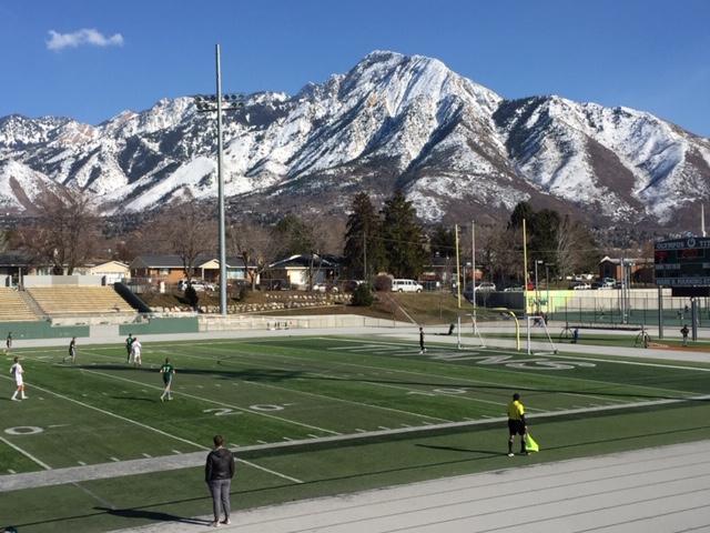 Varsity Boys Soccer v. Riverton