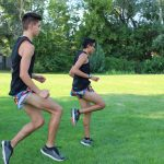 Olympus Cross Country Summer Training……. Open to all