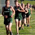 Olympus Cross Country Sweeps Pre-Region with solid wins by both the Girls and Boys Teams