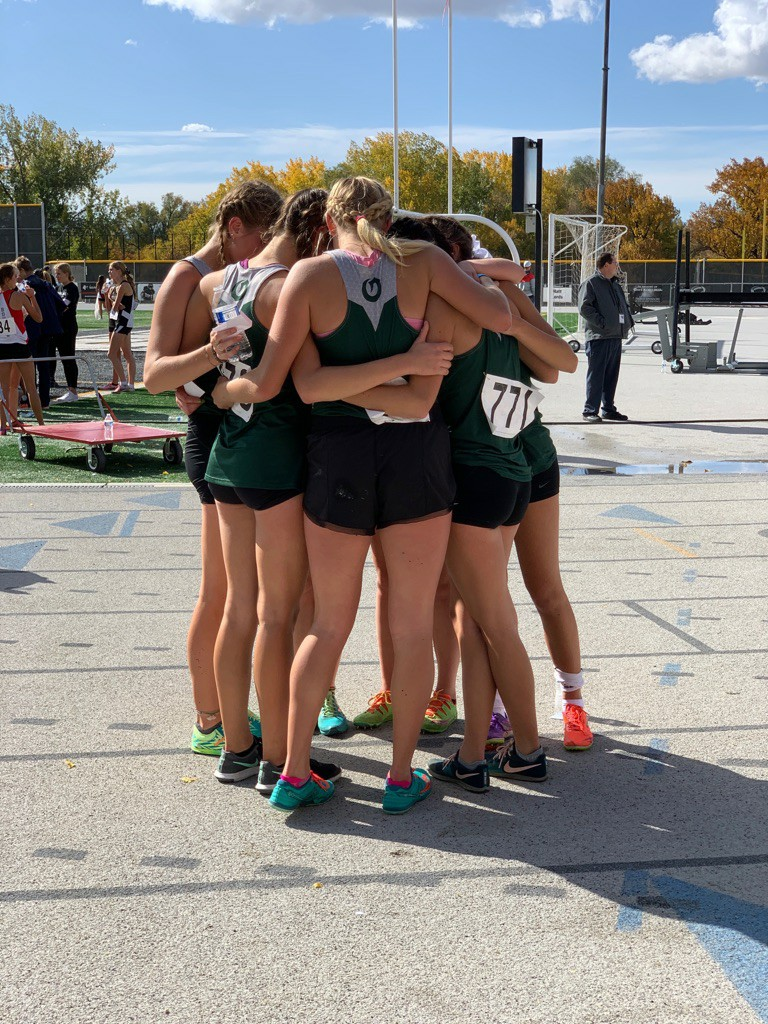 Olympus Cross Country Team finishes the 2019 Season with impressive showing at the State Championships