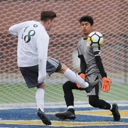 Boys Soccer – Outdoor session cancelled 1/18